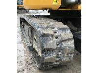 CATERPILLAR TRACK EXCAVATORS 303E CR equipment  photo 9
