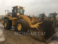 Caterpillar ÎNCĂRCĂTOARE PE ROŢI/PORTSCULE INTEGRATE 980K LC equipment  photo 2