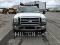 FORD ON HIGHWAY TRUCKS F550 equipment  photo 2