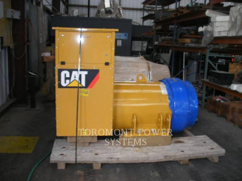 CATERPILLAR SYSTEMS COMPONENTS SR5 910KW 600 V equipment  photo 1