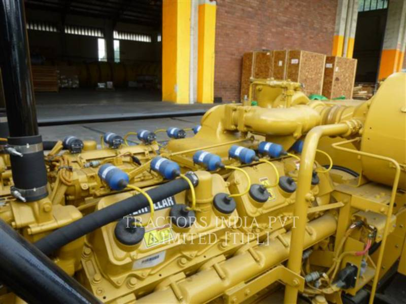 GENSET STATIONARY - NATURAL GAS G3412TA equipment  photo 10