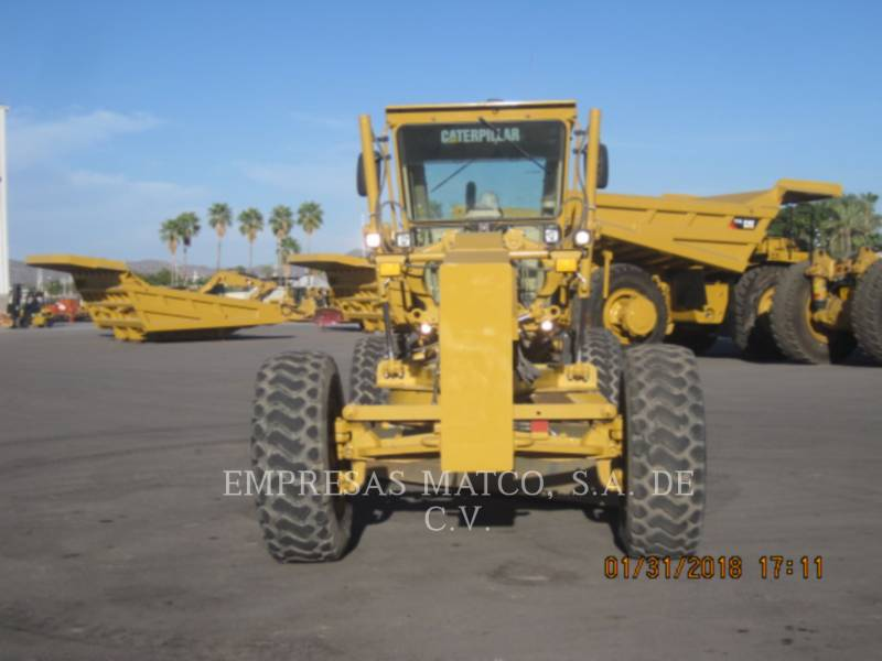 CATERPILLAR MOTORGRADER 140 K equipment  photo 2