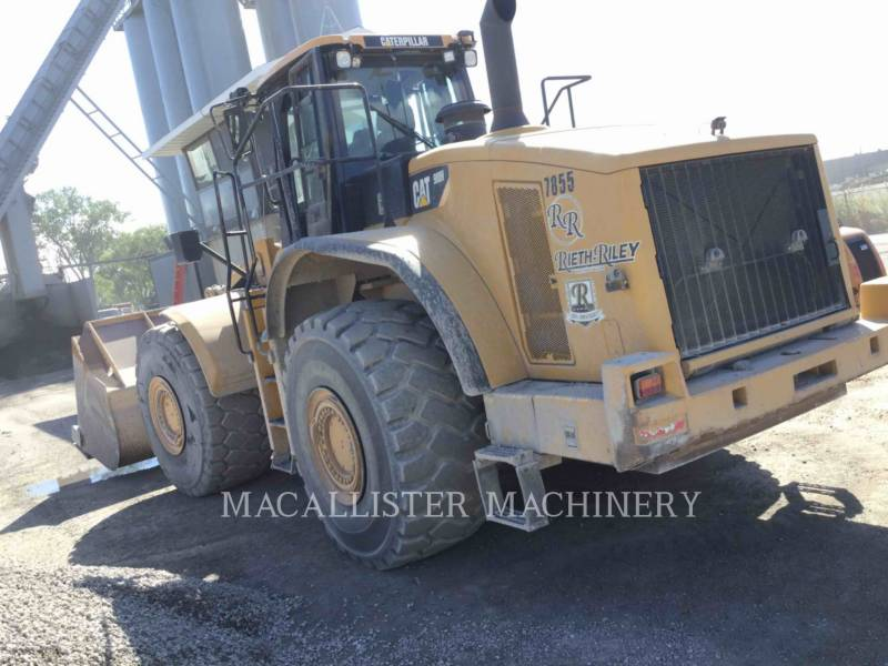 CATERPILLAR RADLADER/INDUSTRIE-RADLADER 980H equipment  photo 3