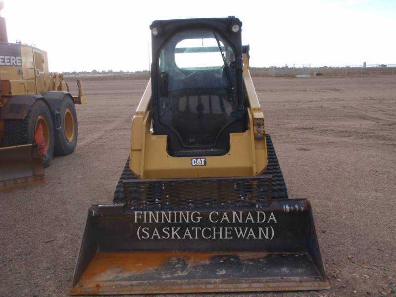 CATERPILLAR CARGADORES MULTITERRENO 259D LRC equipment  photo 6