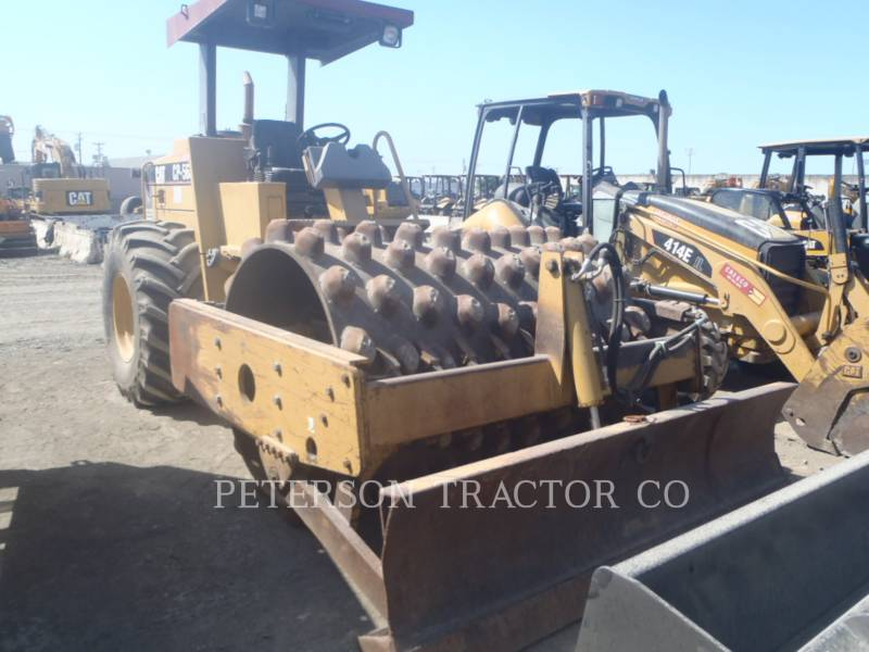 CATERPILLAR ASPHALT PAVERS CP-563C equipment  photo 2