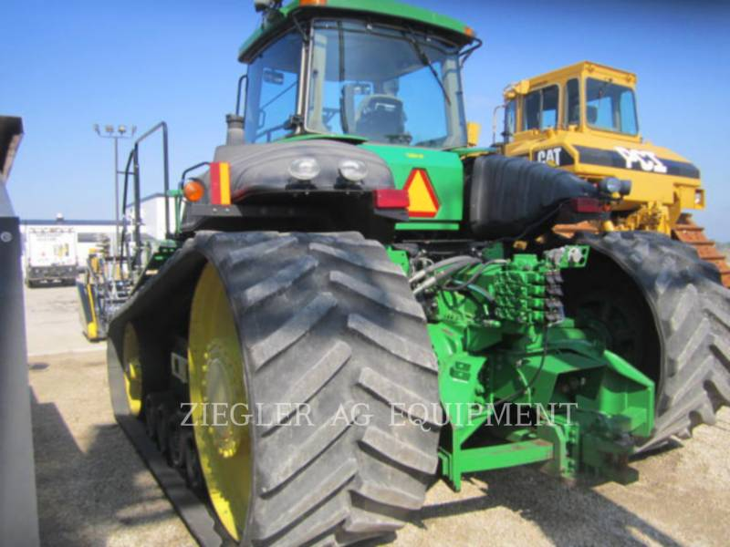 DEERE & CO. TRACTEURS AGRICOLES 9520T equipment  photo 23
