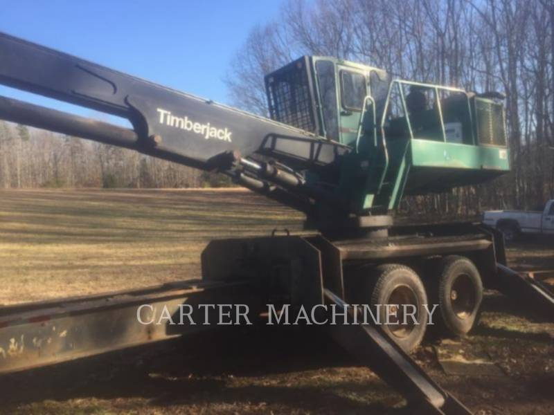TIMBERJACK INC. ARTICULATION POUR CHARGEUR TIMB 430B equipment  photo 3