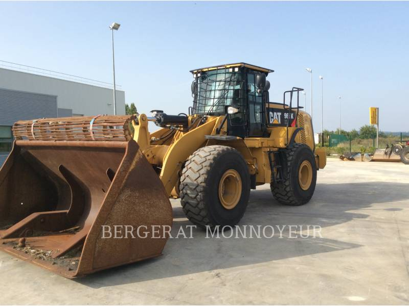 CATERPILLAR CARGADORES DE RUEDAS 966K XE equipment  photo 6