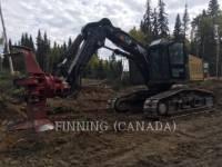 Equipment photo CATERPILLAR 541 (FELLER) FORESTRY - FELLER BUNCHERS - TRACK 1