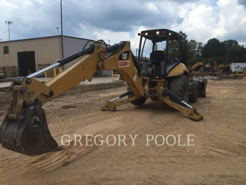 CATERPILLAR RETROEXCAVADORAS CARGADORAS 420F/IT equipment  photo 7
