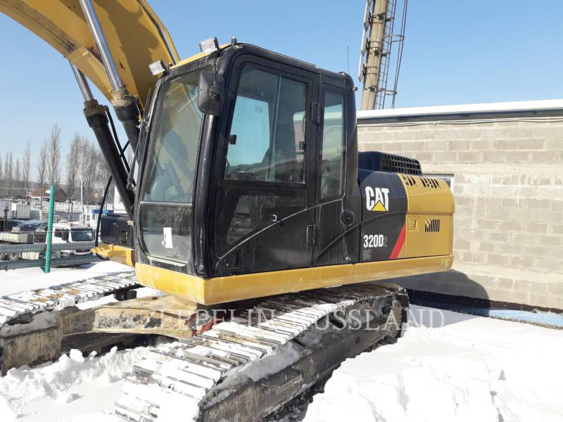 CATERPILLAR KOPARKI GĄSIENICOWE 320D2GC equipment  photo 6