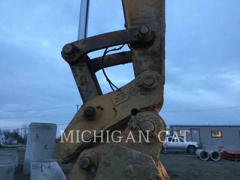 CATERPILLAR KOPARKI GĄSIENICOWE 345BL equipment  photo 7
