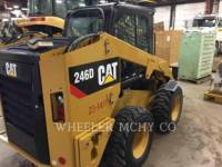 CATERPILLAR MINICARGADORAS 246D C3-H2 equipment  photo 1