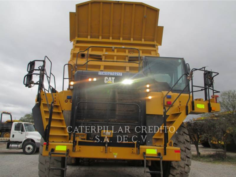 CATERPILLAR TOMBEREAUX DE CHANTIER 777GLRC equipment  photo 12