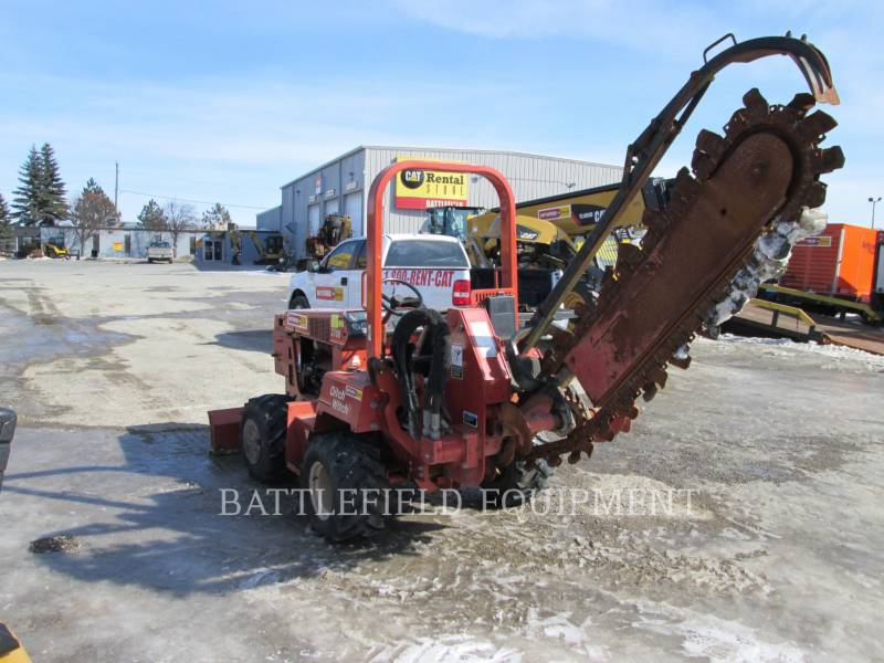 DITCH WITCH (CHARLES MACHINE WORKS) TRENCHERS 3700 equipment  photo 11