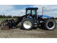 NEW HOLLAND LANDWIRTSCHAFTSTRAKTOREN TV6070 equipment  photo 8