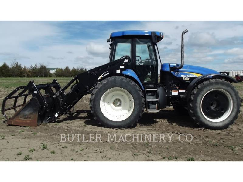 FORD / NEW HOLLAND AG TRACTORS TV6070 equipment  photo 8