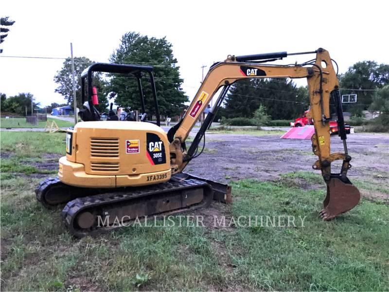 CATERPILLAR TRACK EXCAVATORS 305ECR equipment  photo 2