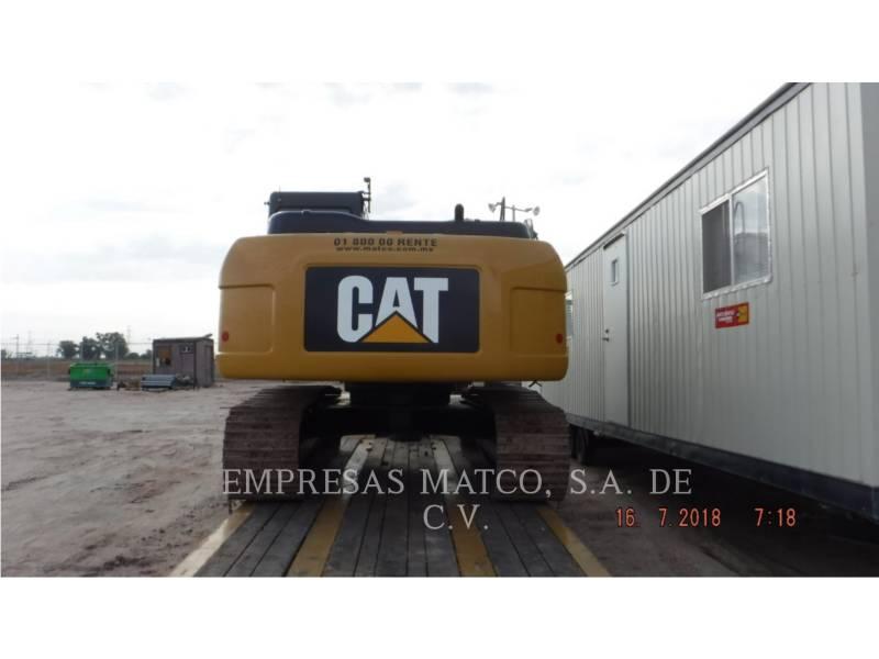 CATERPILLAR TRACK EXCAVATORS 320 D 2 GC equipment  photo 4