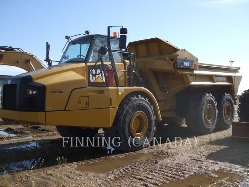 CATERPILLAR アーティキュレートトラック 740BEJ equipment  photo 1