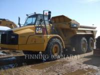 Equipment photo CATERPILLAR 740BEJ KNIKGESTUURDE TRUCKS 1