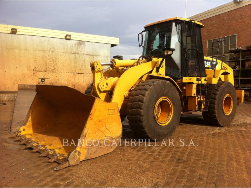 CATERPILLAR CARGADORES DE RUEDAS 950H equipment  photo 4