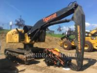 Equipment photo TIGERCAT 855 FORESTRY - PROCESSOR 1