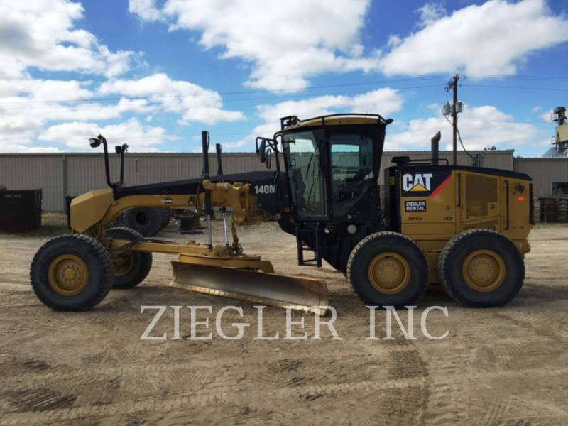 CATERPILLAR MOTOR GRADERS 140M equipment  photo 7