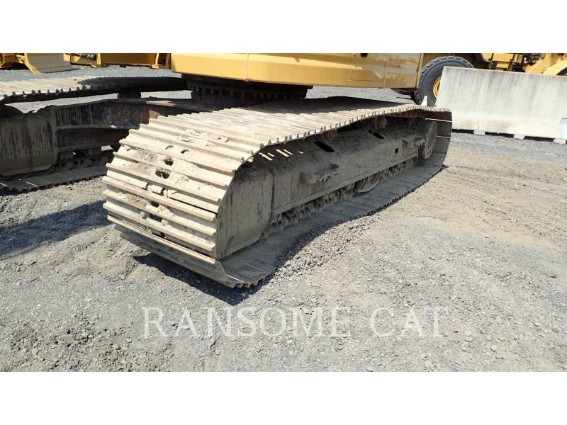 CATERPILLAR KETTEN-HYDRAULIKBAGGER 321DLCR equipment  photo 12