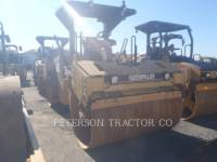 CATERPILLAR COMPACTEURS TANDEMS VIBRANTS CB-564D equipment  photo 5