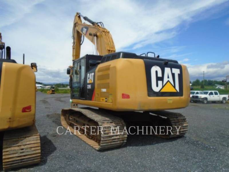 CATERPILLAR TRACK EXCAVATORS 329EL CF equipment  photo 2