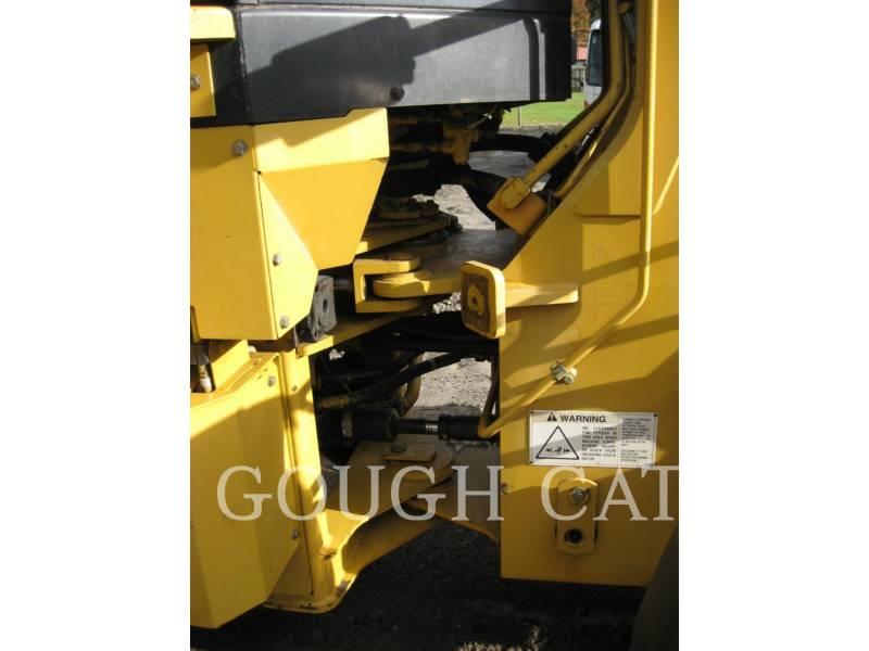 CATERPILLAR RADLADER/INDUSTRIE-RADLADER 924G equipment  photo 14