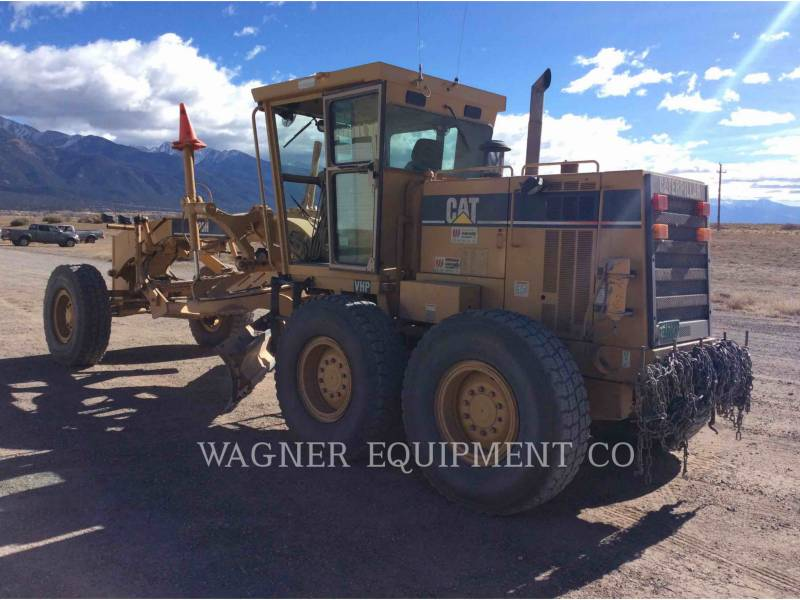 CATERPILLAR MOTORGRADER 120HNA equipment  photo 2