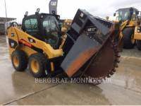 CATERPILLAR MINICARGADORAS 256C equipment  photo 9