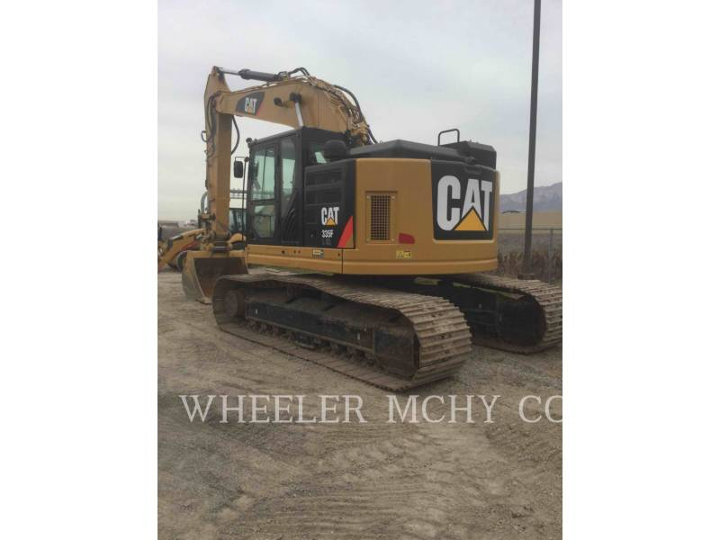 CATERPILLAR EXCAVADORAS DE CADENAS 335F CR CF equipment  photo 1