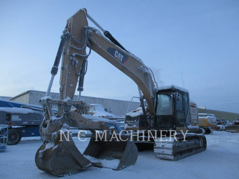 CATERPILLAR TRACK EXCAVATORS 320E LRR equipment  photo 5