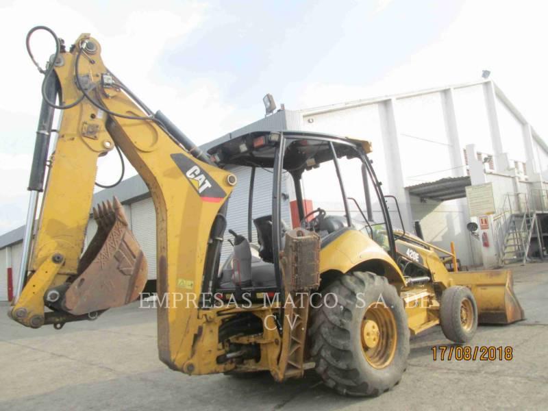 Caterpillar BULDOEXCAVATOARE 420EST equipment  photo 4