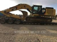 CATERPILLAR KETTEN-HYDRAULIKBAGGER 336F L THM equipment  photo 5