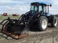 Equipment photo NEW HOLLAND TV6070 TRACTEURS AGRICOLES 1