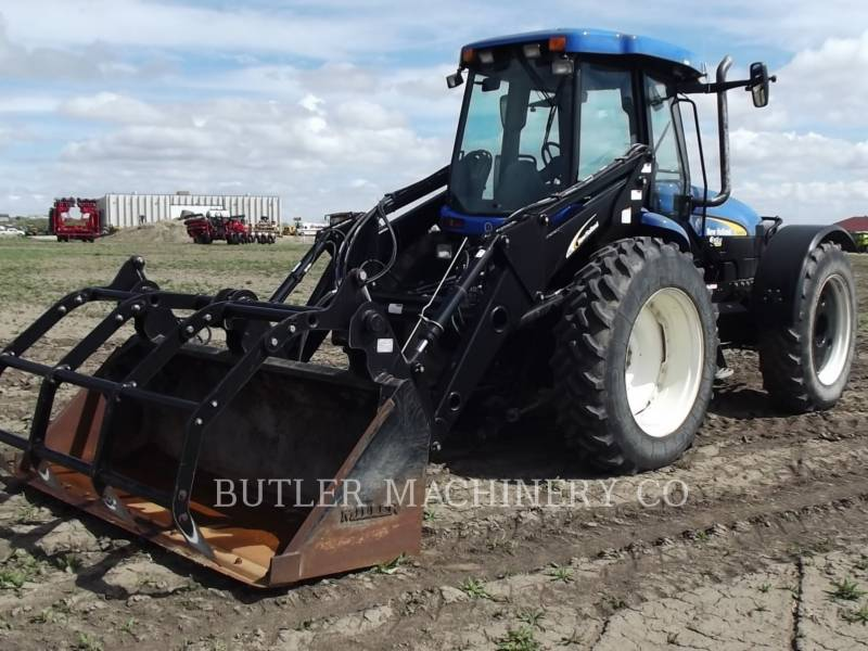 NEW HOLLAND LANDWIRTSCHAFTSTRAKTOREN TV6070 equipment  photo 1