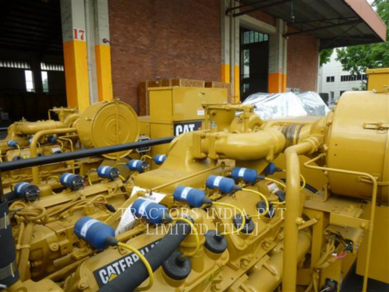 GENSET STATIONARY - NATURAL GAS G3412TA equipment  photo 7