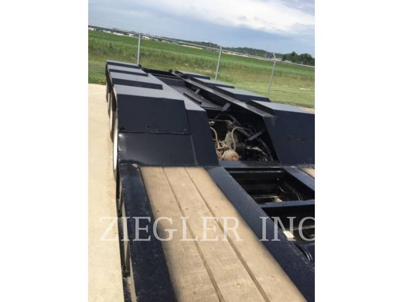 TRAILKING TRAILERS TK100HDG equipment  photo 4
