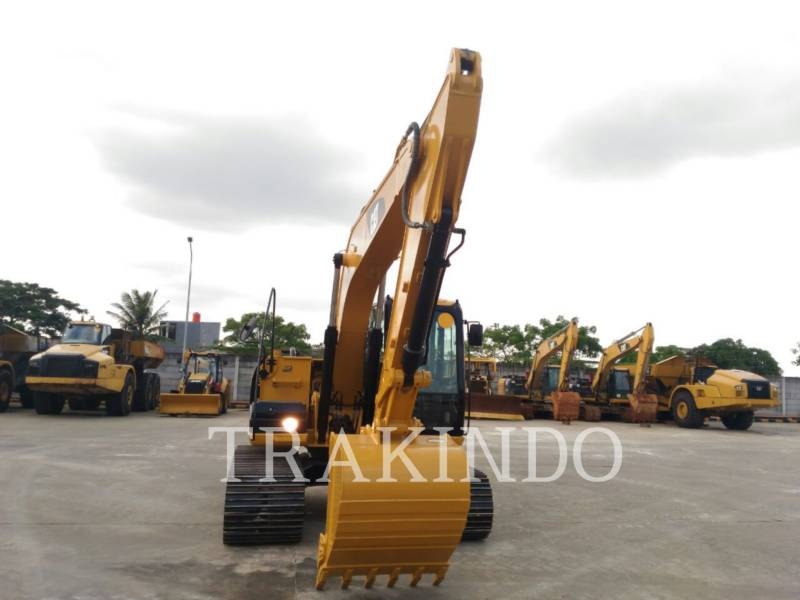 CATERPILLAR TRACK EXCAVATORS 313D equipment  photo 3