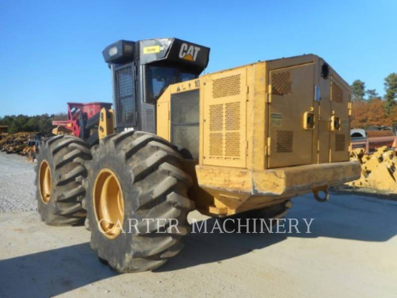 CATERPILLAR FORESTRY - FELLER BUNCHERS 563C equipment  photo 2