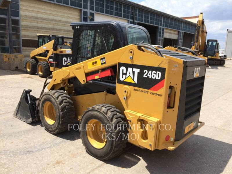 CATERPILLAR SKID STEER LOADERS 246DXPS2CA equipment  photo 4