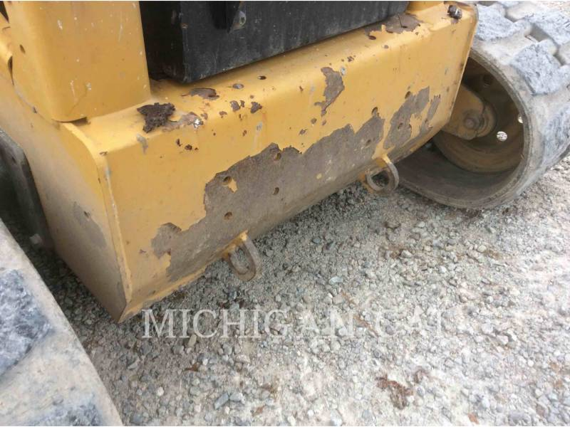CATERPILLAR CARGADORES MULTITERRENO 279C A2Q equipment  photo 14