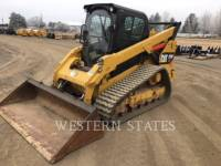 CATERPILLAR CHARGEURS TOUT TERRAIN 299D equipment  photo 1