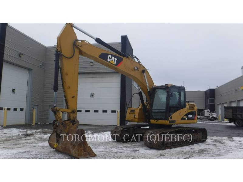 CATERPILLAR KETTEN-HYDRAULIKBAGGER 320DLRR equipment  photo 3