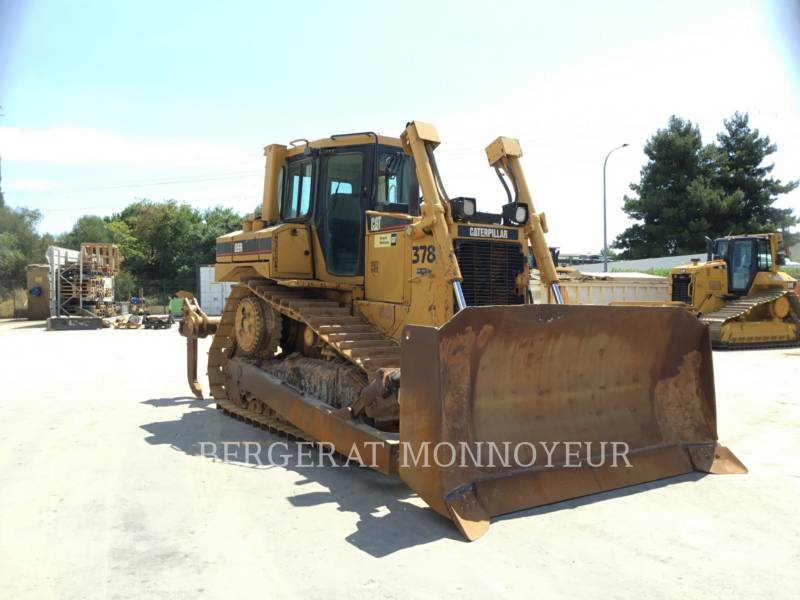 CATERPILLAR TRACK TYPE TRACTORS D6R3XL equipment  photo 4