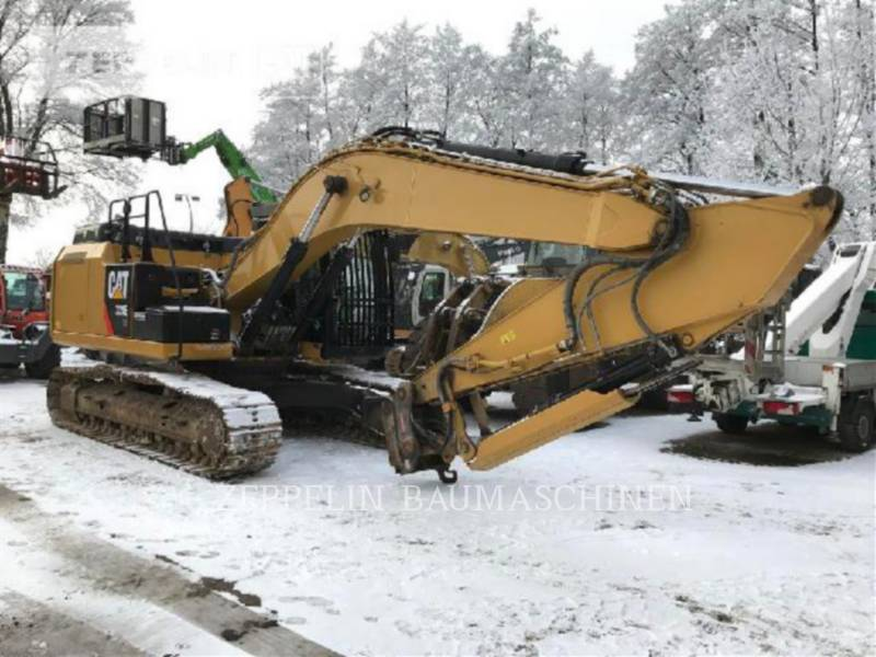 CATERPILLAR ESCAVADEIRAS 324ELN equipment  photo 3